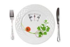 assiette perte de poids